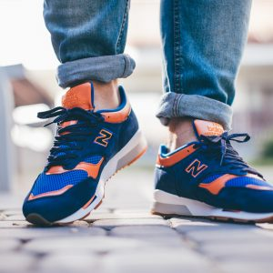 New Balance 1500 Navy & Blue